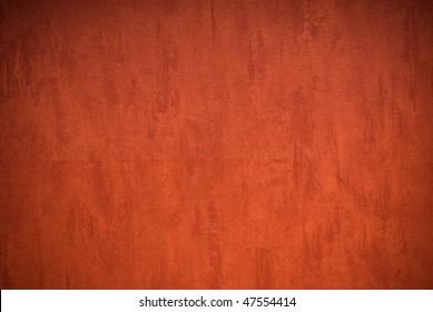 Terracotta background (vignetted)