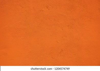 Terracotta modern stucco texture