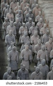 terracotta warriors xian china