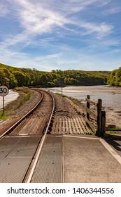 Terras bridge on the Looe to Liskeard rail Line