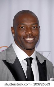 Terrell Owens at Fox Reality Channel's 'Really Awards' 2009. Music Box Theatre, Hollywood, CA. 10-13-09