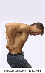 Terrible lower back pain