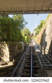 Territet-Glion funicular railway. This is a funicular in Switzerland, which runs between the Territet and Glion suburbs of the town of Montreux.