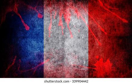 The terrorist attack in Paris