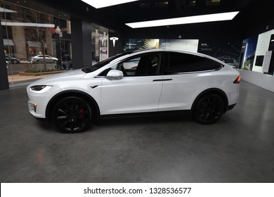 Tesla X Images Stock Photos Vectors Shutterstock