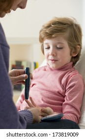 Test For Diabetes Child
