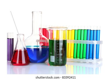 test- tube in the laboratory