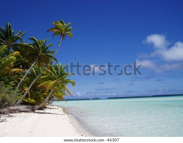 Tetiaroa, French Polynesia.