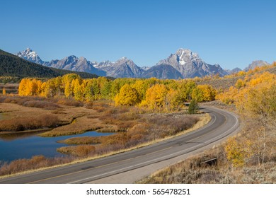 Teton Autumn Beauty