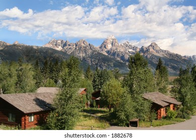 Teton Mountain Cabins