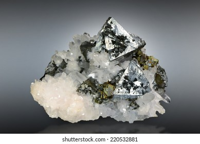 Tetrahedrite from Romania.