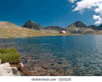 Tevno lake, Pirin
