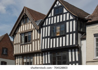 Tewkesbury Town Centre Historic Building