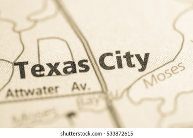 Texas City. Texas. USA