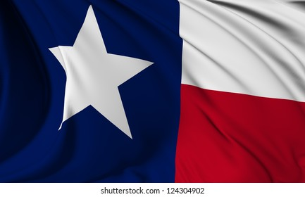 Texas flag - USA state flags collection no_3