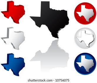 Texas Icons