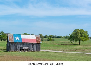 Texas Lone-star Barn