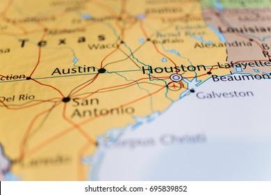 Texas Map Images, Stock Photos & Vectors | Shutterstock
