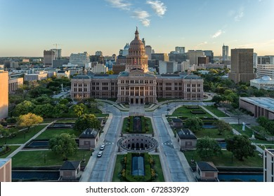 Texas State Capitol Building Austin, Texas