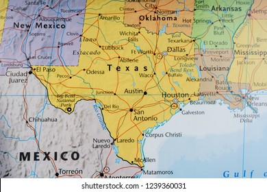 Map Of Texas Austin.Texas Map Images Stock Photos Vectors Shutterstock