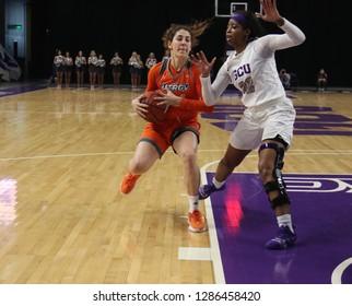 Texas-Rio Grande Valley Vaqueros women's basketball at GCU Arena in, Arizona/USA January 12,2019.