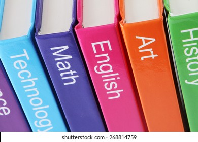 Text Books - subjects