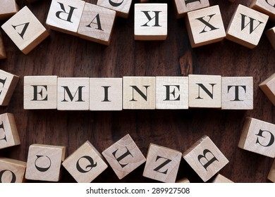 text of EMINENT on cubes