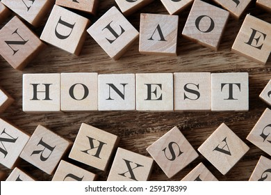 text of HONEST on cubes