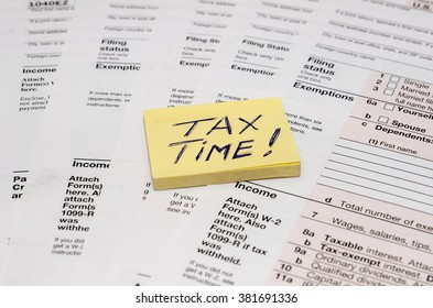 text of tax time on 1010 �?�°�? form