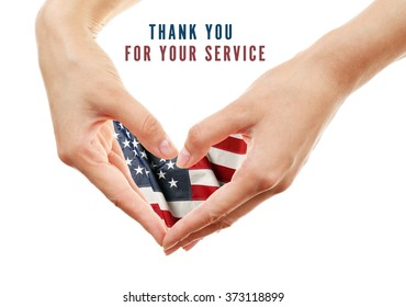 Image result for thank you for your service hands patriotic pics