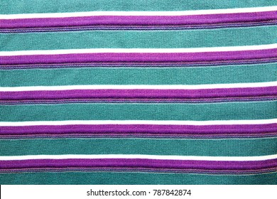 Textile colored lines