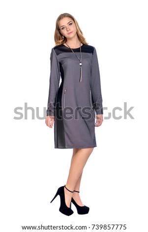 41ba07fc4713 Textile Design Clothing Fashion Concept Fashionable Stock Photo ...