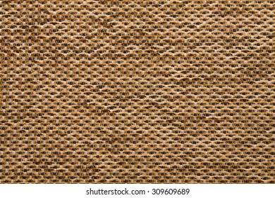 Textile fabric texture Anemon Kombin 020 Ochre brown color