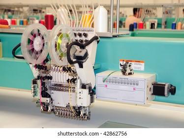 Textile Industry Images, Stock Photos & Vectors | Shutterstock