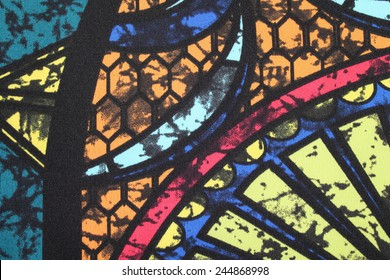textiles abstraction