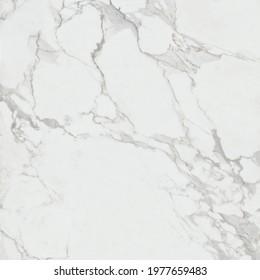 Textura de mármol blanco de Calacatta - Shutterstock ID 1977659483