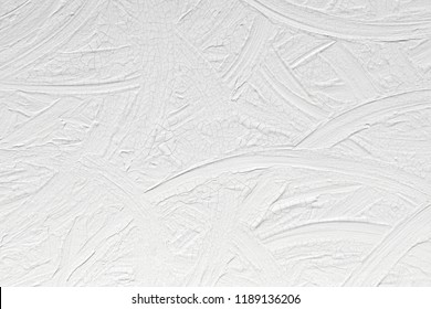 Texture 3d of a paint of white color with patterns. Background with divorces for various purposes.
