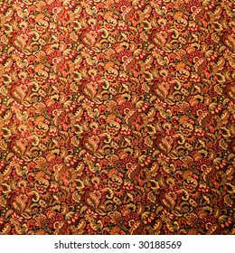 texture of ancient fabric