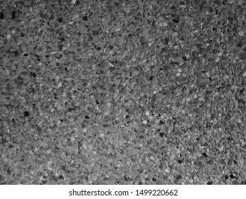 Texture of asphalt road background, grit stone concrete floor
