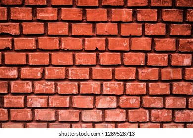 texture background architecture wal brick pattern block surface cement material old  red structure backdrop rough stone grunge construction wallpaper brown concrete brickwork vintage urban textured - Shutterstock ID 1289528713