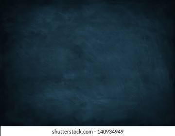texture background with blue chalkboard