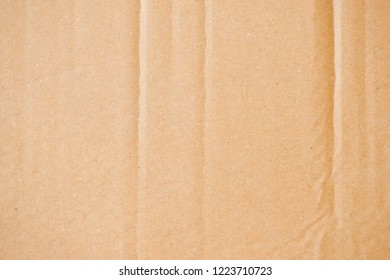 texture background brown paper box