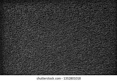 Texture background of the doormat