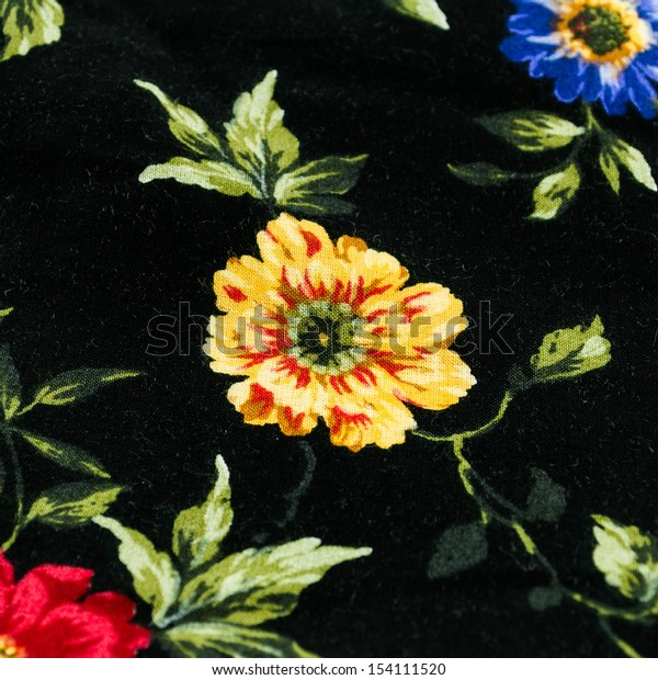 texture and background of fabric