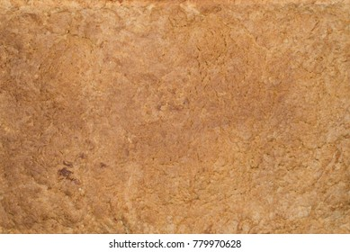 Texture, background: gingerbread, fresh home-baked cake