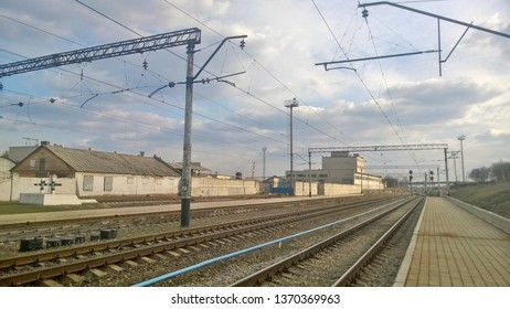 Imágenes Fotos De Stock Y Vectores Sobre Railway Station