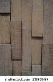 Texture, backgrounds. Vintage 3D panel oak.