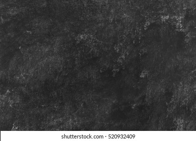 Texture of black concrete wall