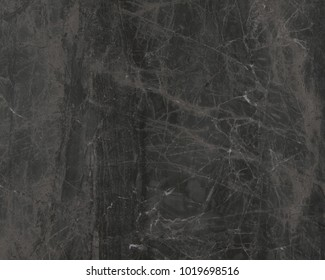 Texture of black marmer stone background