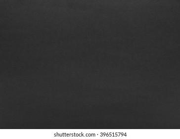 die Textur des schwarzen Papiers als Hintergrund
